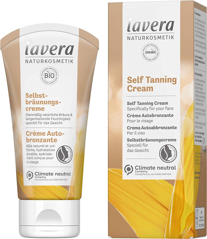 lavera Crema Autoabbronzante • Cura Solare  crema autoabbronzante viso